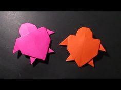 (18) Origami Turtle - How To Make Origami Turtle Easy - YouTube