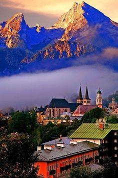Berchtesgaden, Bayern, Germany!