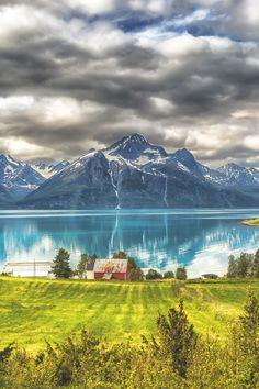 Djupvik i Troms (Norway)