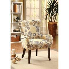 Gabir Accent Chair