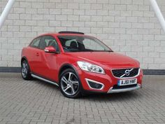 Used 2012 (61 reg) Red Volvo C30 DRIVe [115] SE 3dr for sale on RAC Cars