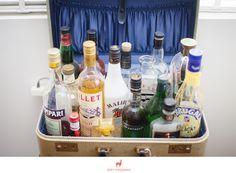 Suitcase mini bar | Repurposed | Pinterest | Corner bar, Bar and ...