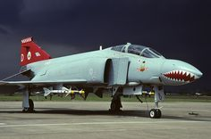 XV420\D Phantom FGR.2 56 Squadron, RAF Wattisham.   par Stuart Freer - Touchdown Aviation