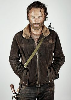 Andrew Lincoln as Rick Grimes TWD (Team Rick//Richonne)
