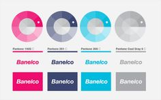 Banelco by NNSS Visual Universes , via Behance
