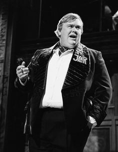 John Candy doing stand up.