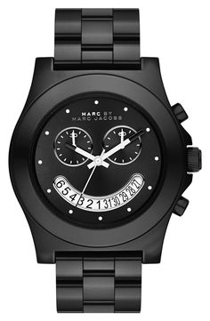 Marc by Marc Jacobs Raver Chronograph Watch