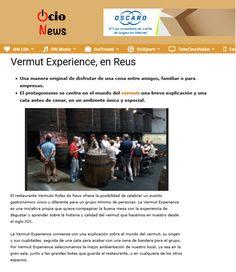 Resumen de prensa - Restaurant Vermuts Rofes Casa Gaudi, Restaurant, Summary, Printing Press, Vacations, Diner Restaurant, Restaurants, Dining