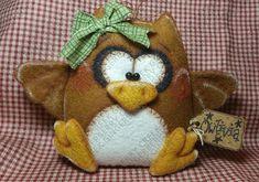 E-Pattern Owlivia the Owl Pattern 193 por GingerberryCreek
