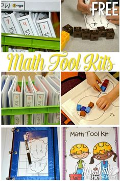 Looking for ideas to organize your math units? Check out these FREE, printable…