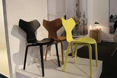 Toffe stoeltjes! Gezien bij #DesignDistrict 2014