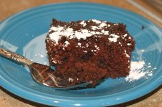 Lazy Woman's Cake (Hey, I don't come up with these names!) | Amish Recipes Oasis Newsfeatures