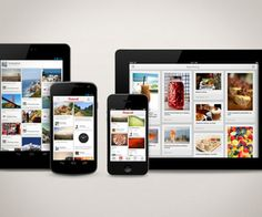 Pinterest on Android and iOS :)