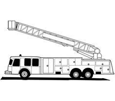 Fireman Coloring Pages | Fireman Coloring Pages   Coloringpages1001.com |  PaRtY: Fire Truck Theme | Pinterest | Firemen, Crafty Kids And Crafts