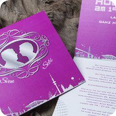Hochzeitseinladung Hamburg, Vintage Einladungskarte Für Hochzeit,  Individuell Designt By Die Kartenfrau | Pinterest | Einladungskarten,  Einladungskarten ...