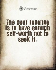 The best revenge . Best Inspirational Quotes, Inspiring Quotes About Life, Great Quotes, Quotes To Live By, Motivational Quotes, Top Quotes, Happy Quotes, Positive Quotes, Life Quotes