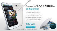 tmn. Samsung Galaxy Note II 4G