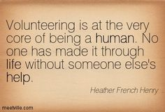 """Day 23: Donate your time to a local organization, charity or shelter. People who volunteer are 42% more likely to say they are """"very happy"""" compared to those who don't volunteer! #beboldbebravebeyou #theelisaproject #30daychallenge"""