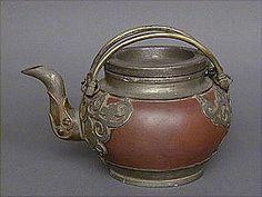 Chinese Yixing Teapot, 16th Century (item #156826)