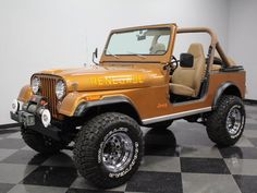 1985 Jeep CJ 7 Renegade