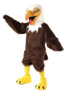 Buy eagle mascot costumes at best price. Eagle Sports, Eagle Mascot, Gifs, Mascot Costumes, Archie, Eagles, Bald Eagle, Cheerleading, Stuff To Buy