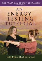 An Energy Testing Tutorial with Debra Burchard is an essential tool for mastering the subtle art of energy kinesiology. Including both theory and process, this easy-to-use tutorial is an excellent resource for both learning and refining your energy testing skills. This DVD is produced by Vibrant Life, Ashland, OR.