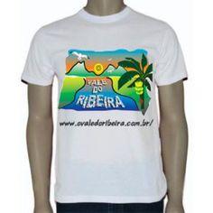 """Esta é a camiseta do Site """"O Vale do Ribeira""""  http://www.ovaledoribeira.com.br/ que eu estarei sorteando para as pessoas que curtirem a pagina do Site e seguirem o Site ."""