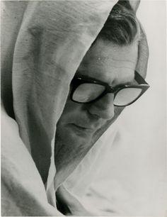 """Marcello Mastroianni in """"Otto e Mezzo"""" (8 1/2), 1963 directed by Fellini"""