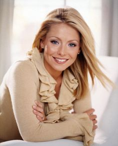 Kelly Ripa Hope And Faith