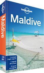 """Maldive - guida Lonely Planet. """"Spiagge infinite, paesaggi straordinari, resort di lusso sulla sabbia e una fauna marina affascinante fanno delle Maldive la destinazione per chi è in luna di miele, per chi ama il sole o le immersioni ma anche per i viaggiatori indipendenti"""" (Tom Masters, autore Lonely Planet). Esperienze straordinarie; personalizza il tuo viaggio; scelte d'autore; immersioni, snorkelling e surf. Guida alla scelta del resort; viaggiatori indipendenti."""