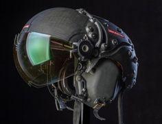 """sid766: """" Striker II Helmet Mounted Display by BAE Systems """""""