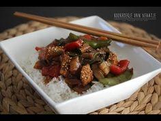Oosterse wokgerecht met kip – Kookhoekje van Xfaatje