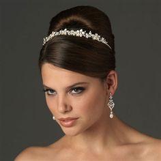 Pearl Wedding Headbands, Bridal Headband with pearls | USABride