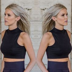 Cropped Preto #croptop #croppedtoplooks #streetstyle