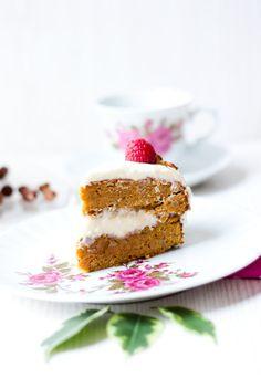 Low Carb Karotten Kuchen – Low Carb Köstlichkeiten
