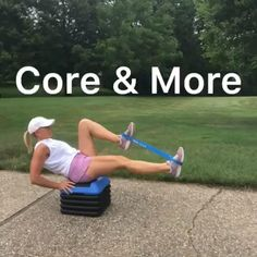Resistance band core workout Blast away belly fat, boost metabolism and drop pounds fast with these weight loss offers and tricks. Gym Workouts, At Home Workouts, Workout Diet, Band Workouts, Post Workout, Workout Fitness, Fitness Diet, Fitness Motivation, Workout Bauch