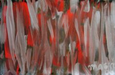 """Vivos e mortos"" acrílica sobre papel 0,20 x 0,15 2006 M. Sigrini Miranda"