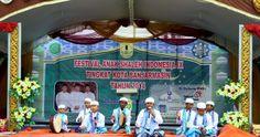 Badan Komunikasi Pemuda Remaja Indonesia (BKPRMI) Banjarmasin kembali menggelar Festival Anak Sholeh...
