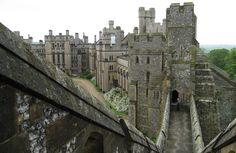 Arundel Castle, Arundel, West Sussex, U.K.