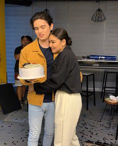"""""""My JaDine heart is soooo happy. Cute Relationship Goals, Cute Relationships, James Reid Wallpaper, Nadine Lustre Outfits, Filipina Actress, Photoshoot Concept, Jadine, Instagram Pose, Partners In Crime"""