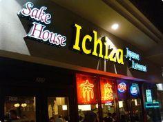 Ichiza Sake House ♥ 4355 Spring Mountain Rd #205   Las Vegas, NV