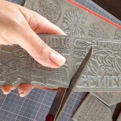 Stempelherstellung von www.mellimel.de
