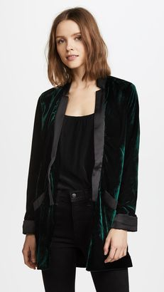 4b3e47d8a26 New BB Dakota Curran Velvet Blazer online. Find the perfect Knot Sisters  Clothing from top store.