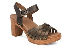 21b42428b45 The new Dansko Dawson sandal is the perfect piece to a complete  warm-weather wardrobe. The Walking Company
