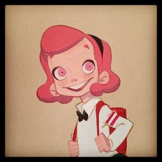 Illustrator: Anna Cattish