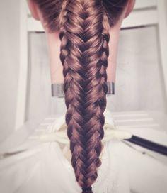 #klos #fryzura #długiewłosy #braidideas #instabraid #braidphotos #warkocz #hairstylist