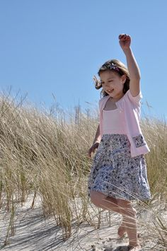 Beach time! Stunning pics of our Poppy dress from Small Style - Paul & Paula