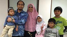 Orang Indonesia yang Sukses di Jepang: Profesor Khoirul Anwar Penemu Teknologi 4G