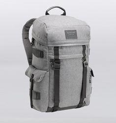Burton Annex Wool + Leather Backpack   Rushfaster.com.au