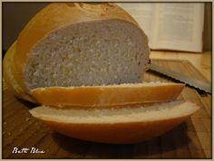 Kuchnia Betti: Chleb domowy